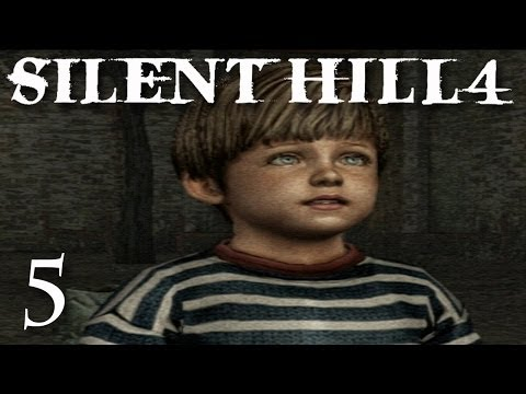 Silent Hill 4 [5] - FOREST WORLD