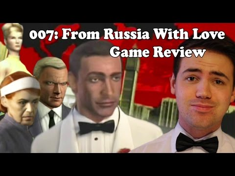 from russia with love 007 прохождение игры?>