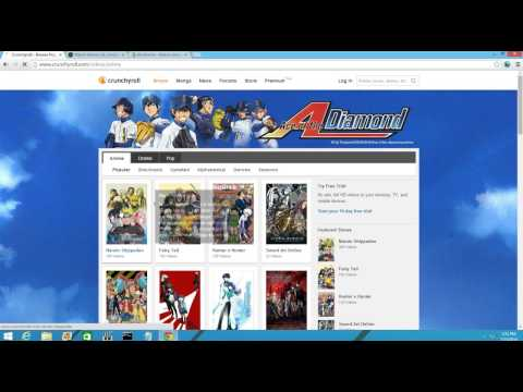 Where and How to Watch Free Anime Online