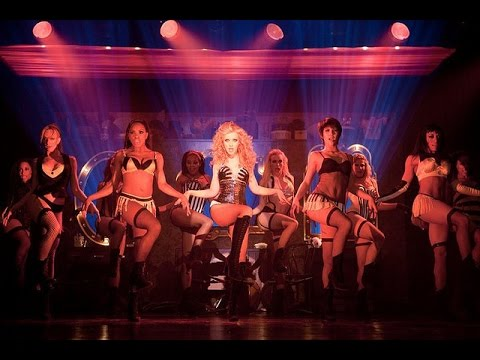 Christina Aguilera - Express (Official Video) BURLESQUE