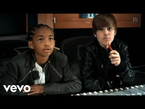Justin Bieber ft. Jaden Smith Never Say Never(OST Карате Пацан)