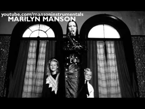Marilyn Manson Sweet Dreams (Are Made of This) (минус)