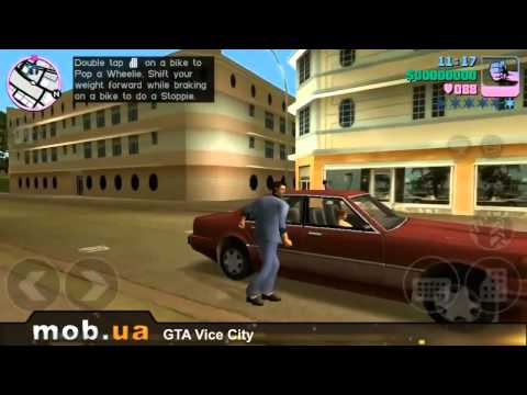 Обзор GTA Vice City для Android - mob.ua