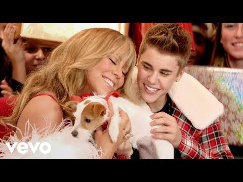 Justin Bieber Duet With Mariah Carey All I Want For Christmas Is You (Superfestive!)