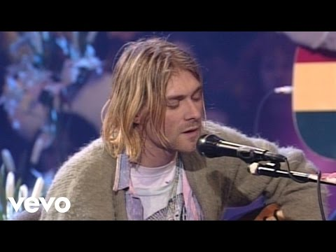 Nirvana The man who sold the world