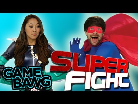 LET THE SUPER FIGHT BEGIN! (Game Bang)