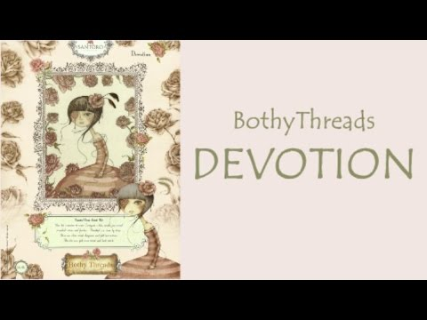 Вышивка крестом Bothy Threads Devotion Организация процесса