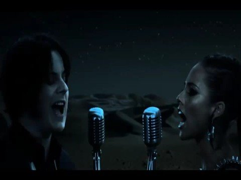 Jack White & Alicia Keys Another Way To Die(OST Квант Милосердия)