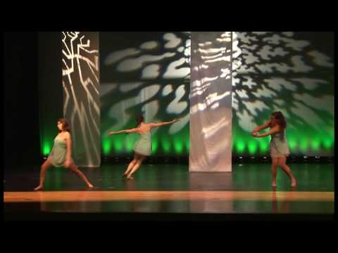 Modern Dance Choreography (Beautiful!)