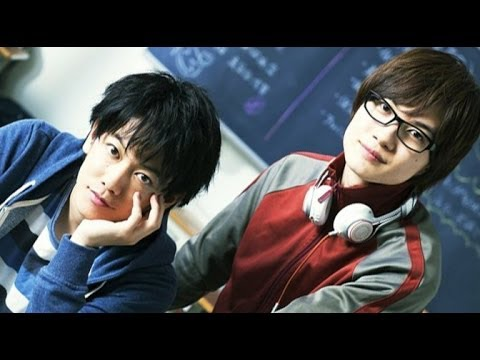 Bakuman Live Action Movie 2015 Anime/Manga News バクマン