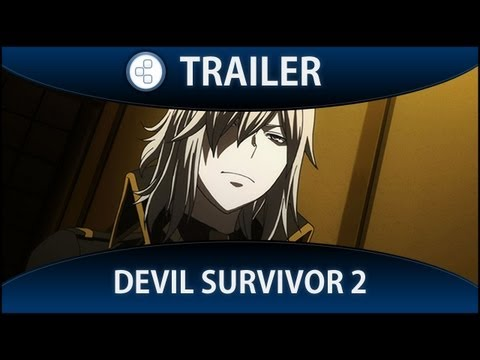 Devil Survivor - The Anime Trailer