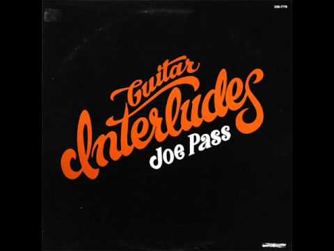 Joe Pass A Time For Us