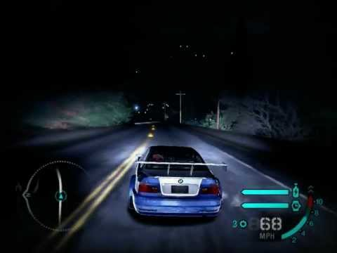 Need for Speed Carbon walkthrough part 1