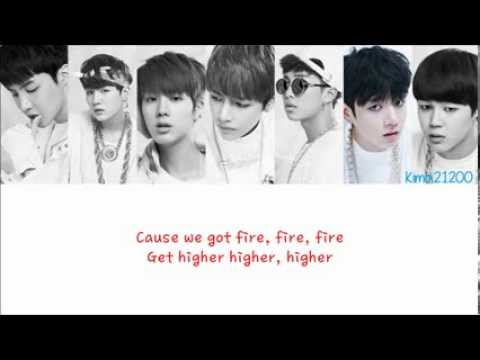 BTS (BangTan Boys) The Rise Of BangTan (Attack On BTS)